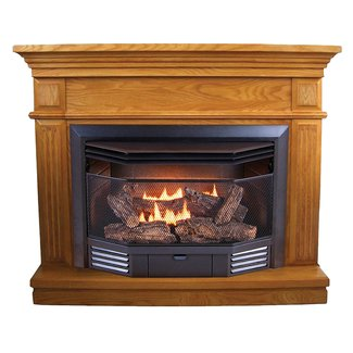 Gas Fireplace Ventless |