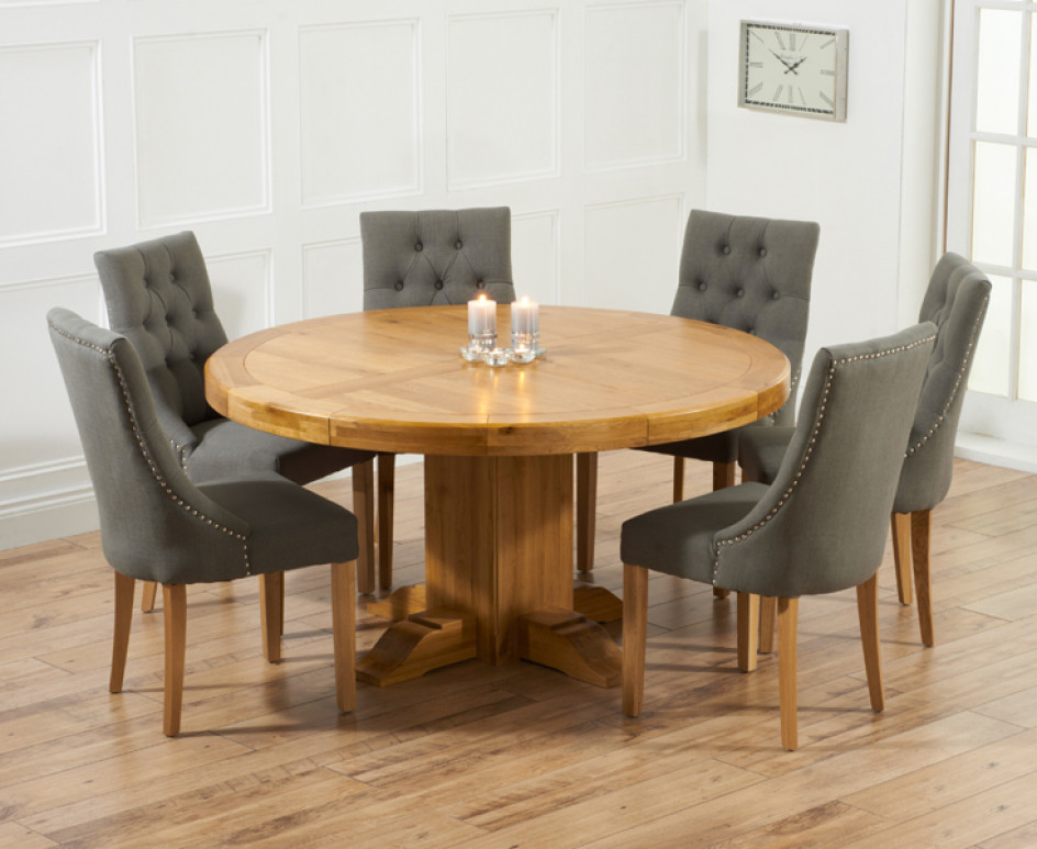 High Quality Get The Best Round Dining Table For 6 U2013 Home