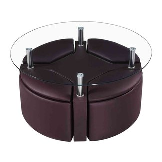GFW - The Furniture Warehouse - Dakota Coffee Table with