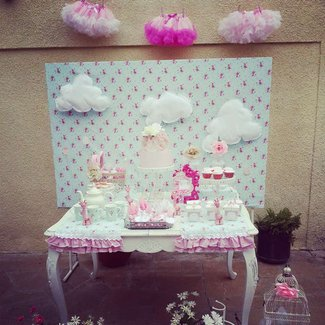 girl baby shower Baby Shower Party Ideas