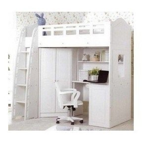 50 Full Size Loft Bed With Desk You Ll Love In 2020 Visual Hunt