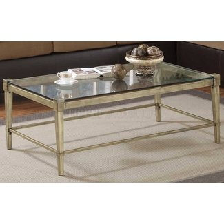 Glass Metal Coffee Table Hand Wrought Iron Coffee Table ...
