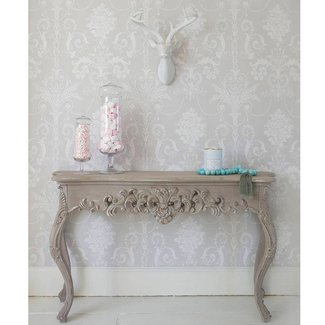 Grace Shabby Chic Console Table, French Bedroom Company