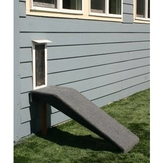Hale Pet Door - Ramps