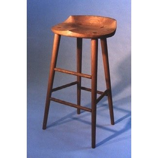 Handmade Hardwood Stools : Handmade Furniture : Mission ...