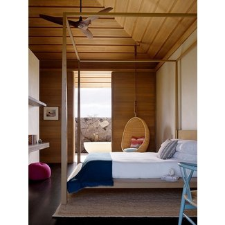 Hanging Chairs For Bedrooms Bedroom Contemporary With ...
