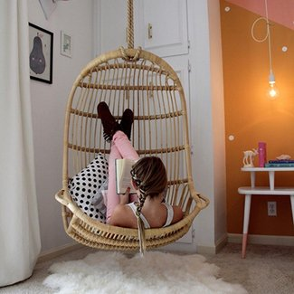 Hanging Chairs For Teenage Bedrooms | Fresh Bedrooms Decor ...