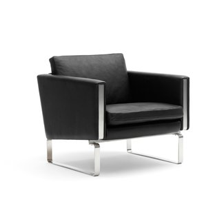 Hans Wegner Club Chair CH101 | Modern Furnishings ...