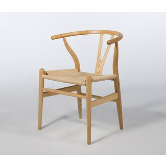 Hans Wishbone Chair-Premium American Ash | room296