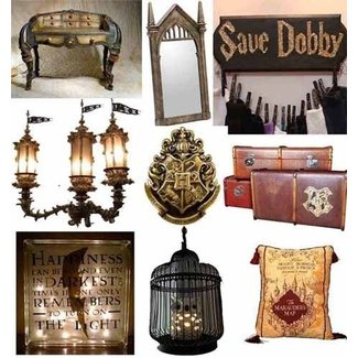 Harry Potter Decor