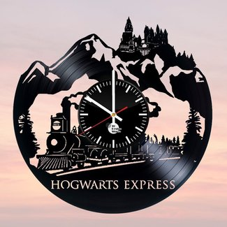 Harry Potter Hogwarts Express vinyl record home living ...