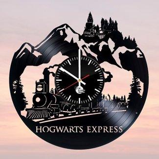 Harry Potter Hogwarts Express vinyl record home living ...
