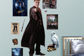 Harry Potter Room Decor