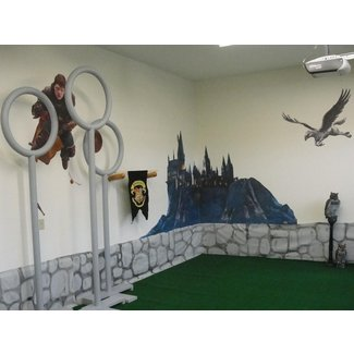 harry potter room decor | decorating game rooms childrens ...