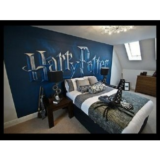 harry potter themed room decor | Harry Potter⚡️ | Pinterest