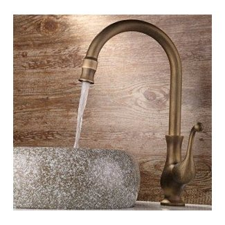 50 Antique Brass Kitchen Faucet You Ll Love In 2020