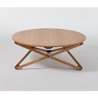 Adjustable Height Round Table.Adjustable Height Coffee Table Visual Hunt