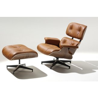 Herman Miller Eames® Lounge Chair and Ottoman - GR Shop
