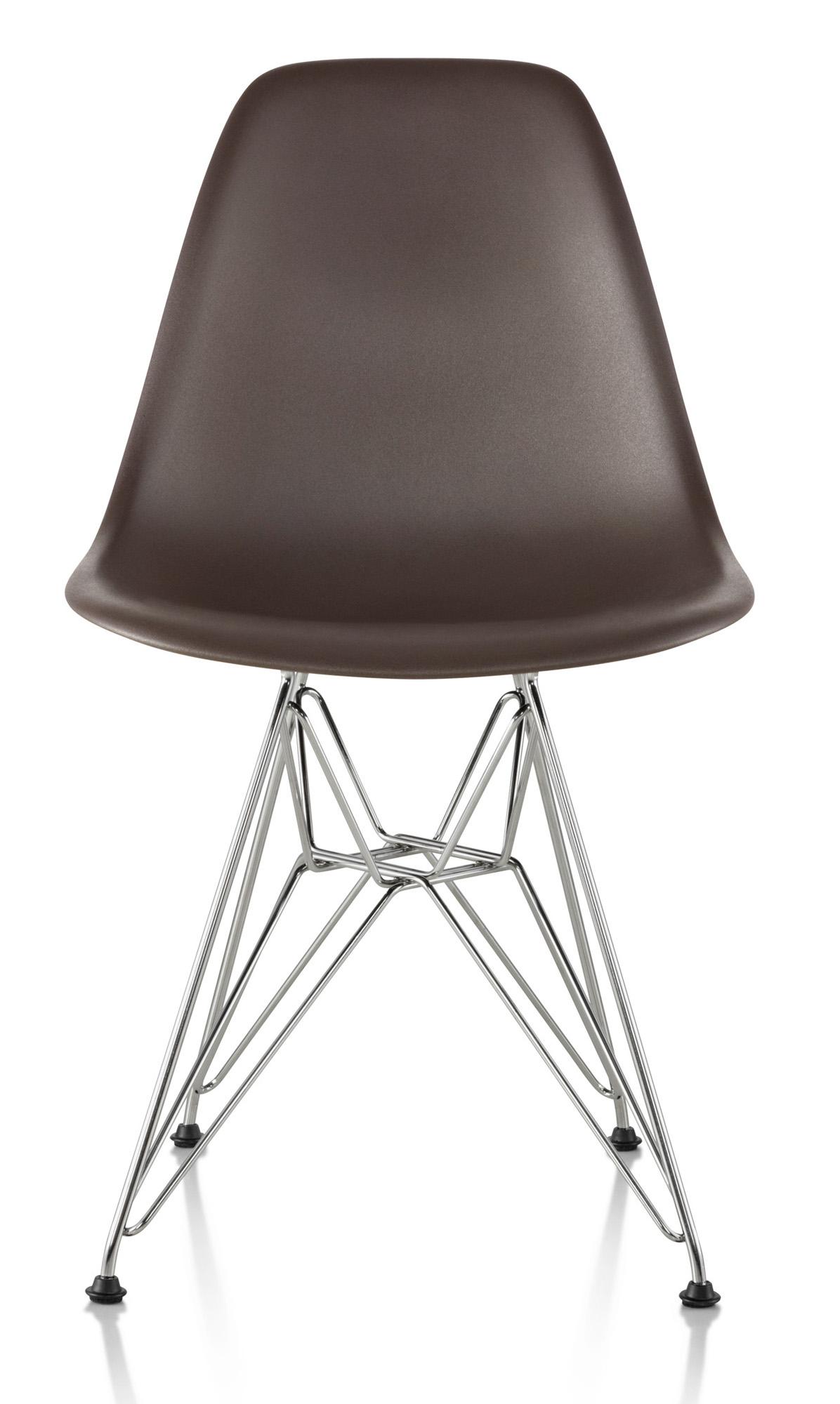 Herman Miller Eames® Molded Plastic Side Chair   GR Shop