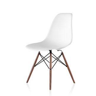 Herman Miller Eames® Molded Plastic Side Chair - GR Shop