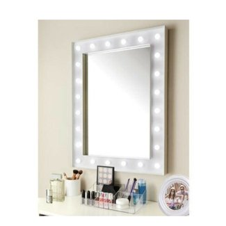 Hollywood 24 LED Bulb Mirror | Decorative Mirrors