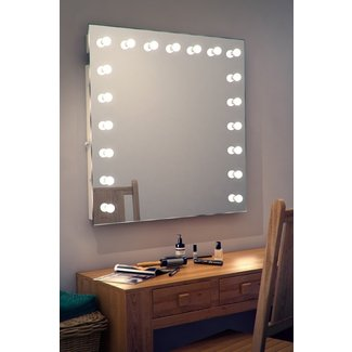 Hollywood Vanity Mirror With Lights For Sale Home Design ...
