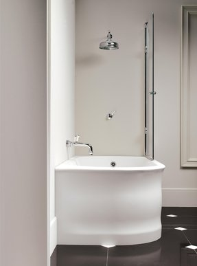 50 Corner Tubs For Small Bathrooms You Ll Love In 2020 Visual Hunt