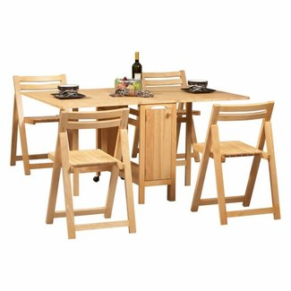 Home Design : 81 Exciting Space Saving Dining Room Tables