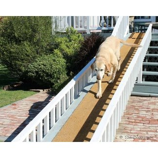 How to add pet ramps to your deck | Dog