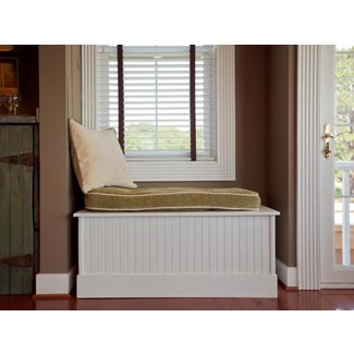 How To Build A Window Bench Seat Tos