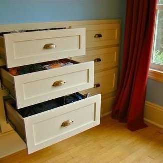 How to Create a Space-Saving Dresser - HANDY DIY