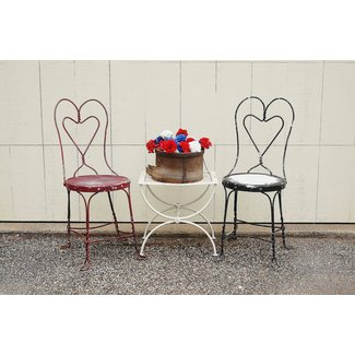 Ice Cream Parlor Chair 2 Available Chippy by ...