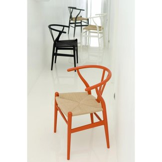 Iconic '50s Seating : Wishbone Chair