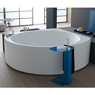 Ideas : Beautiful Corner Bathtub Design Ideas For Small ...