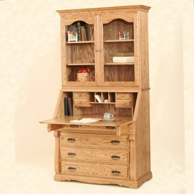 Ikea Hemnes Secretary Desk With Hutch | Home Design Ideas