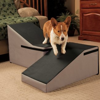 Indoor Dog Ramp For Bed — Decor Trends : Small