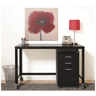 Industrial Modern Writing Desk
