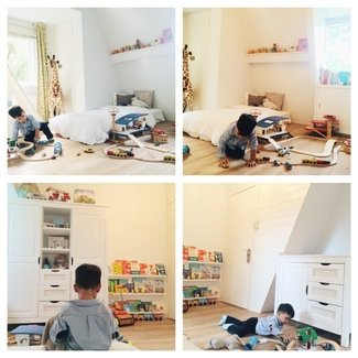 InstaDutchland- A Montessori Toddler Room of His Own ...
