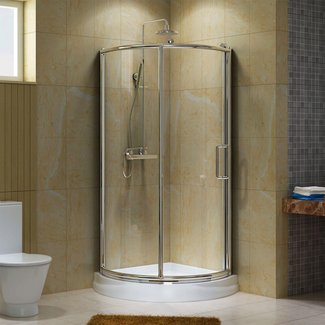 Interior : Corner Shower Stalls For Small Bathrooms Modern ...