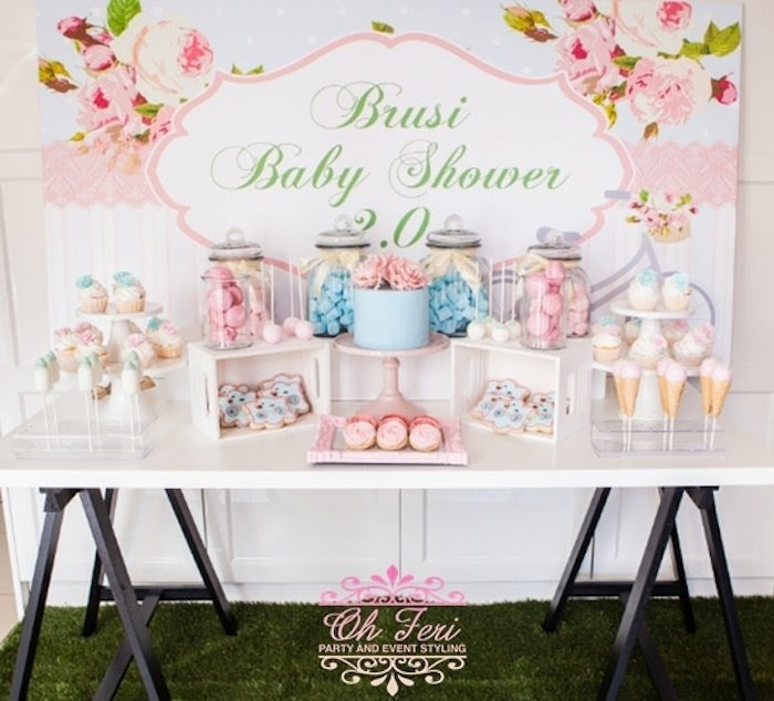 50 Shabby Chic Baby Shower You Ll Love In 2020 Visual Hunt