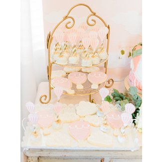 Shabby Chic Baby Shower Visual Hunt
