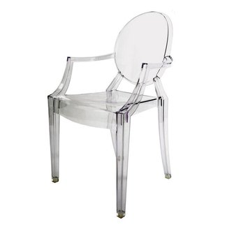 Kartell Louis Ghost Chair Philippe Starck | modern design ...