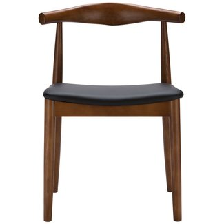 Keren Solid Wood Dining Chair (Set of 2)