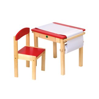 Kidkraft Farmhouse Table And Chair Set - Toddler Desk And