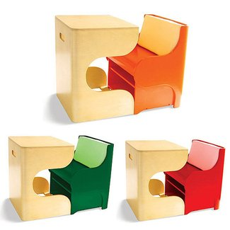 Kids desk and chair set table child play activity ...