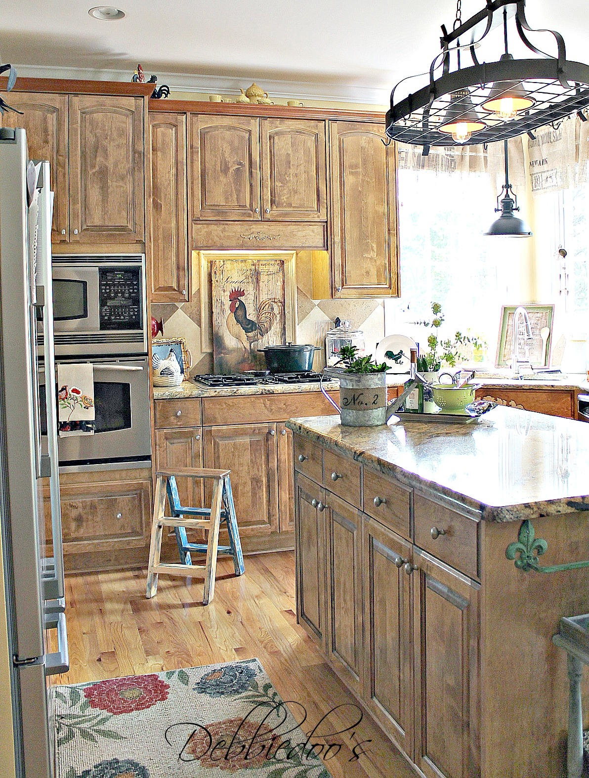 Kitchen: Adorable French Country Kitchen Designs, Country .