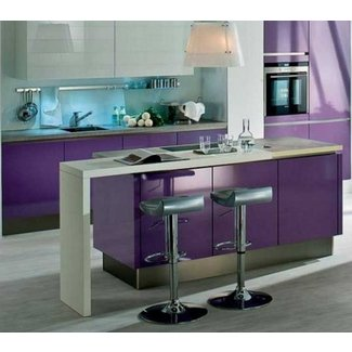 Kitchen Islands With Breakfast Bar Design Ideas | Home ...