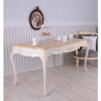 KITCHEN TABLE SHABBY CHIC TABLE DINING TABLE ESSZMMER ...
