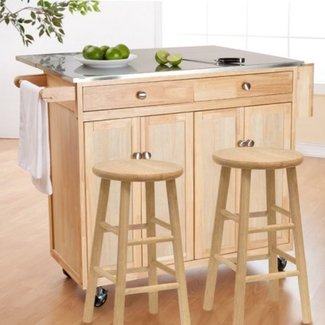 Large Portable Kitchen Islands With Seating Granite Island ...