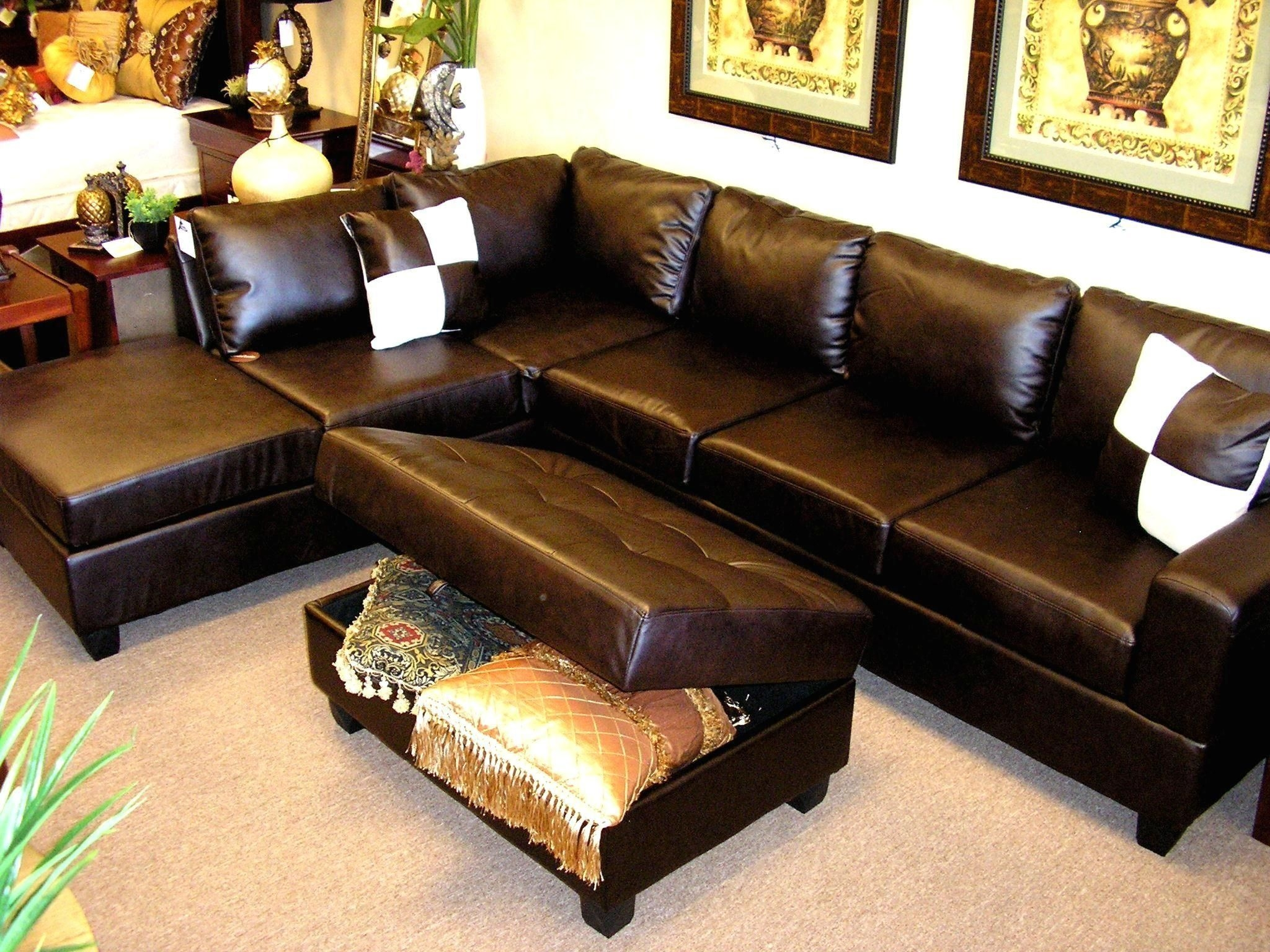 Large Sectional Sofas.Extra Large Leather Sectional Sofa .